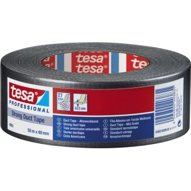 Vaak Tesa Duct Tape strong 48mm FY47