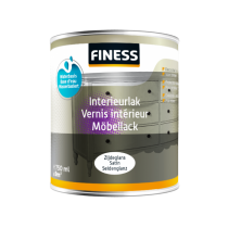 Finess Interieurlak 0.75 ltr